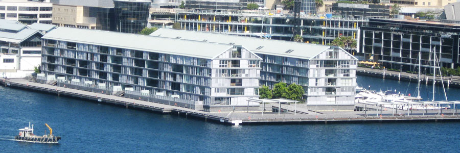Darling Harbour Apartments Case Study